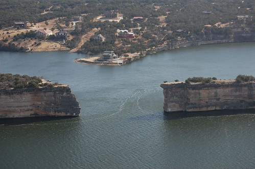 Hell's Gate at Possum Kingdom Lake | by Texas Flyer