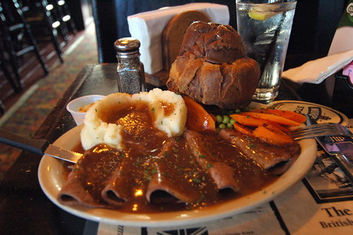 churchill's roast beef and yorkshire pudding | by Joits