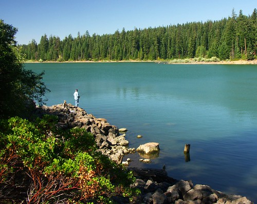 Fish lake on highway 140 in oregon i guess they weren 39 t for Fish lake oregon