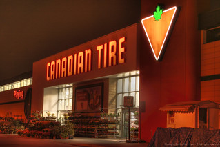 Random Shot: Canadian Tire HDR (Prove of concept shot) | by kirk lau