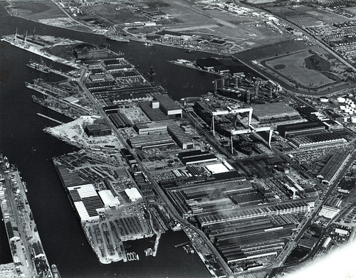 Harland & Wolff shipyard, 1975 | by patrickbrown40