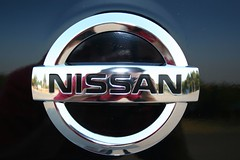 Nissan Logo | by RussSwift