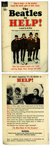The Beatles_HELP_tatteredandlost | by tattered_lost