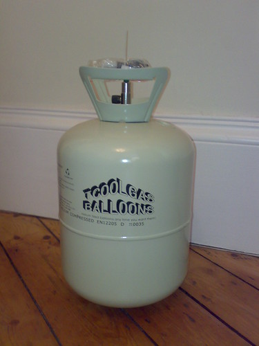 Helium Canister  Hobby Craft