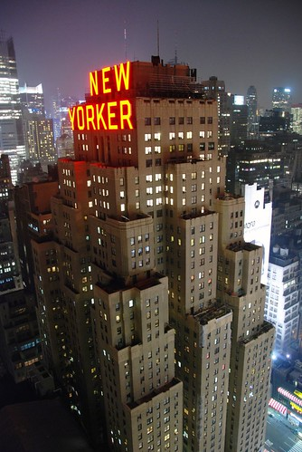 New Yorker Hotel | by Michael McDonough