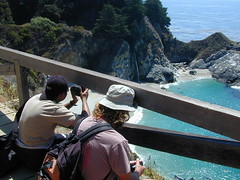 Big Sur Waterfall | by totalescape.com
