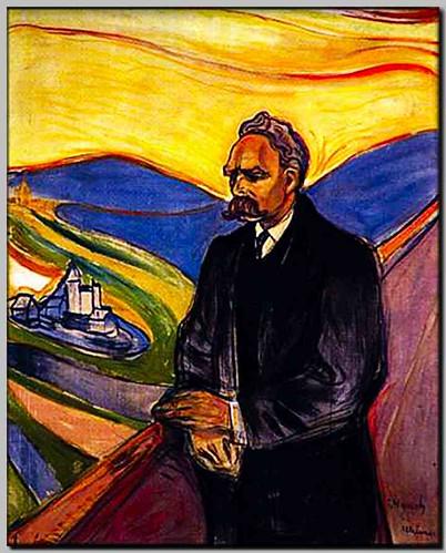 Image result for Nietzsche painting