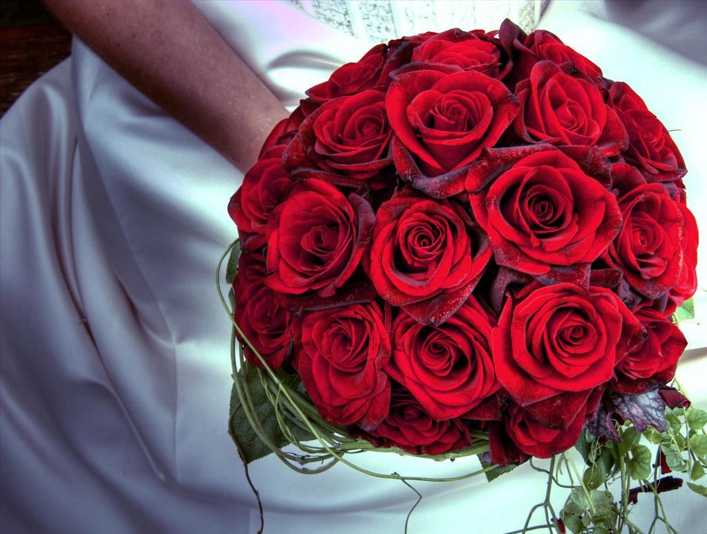Hochzeitsstrauss Steffen Sameiske Flickr