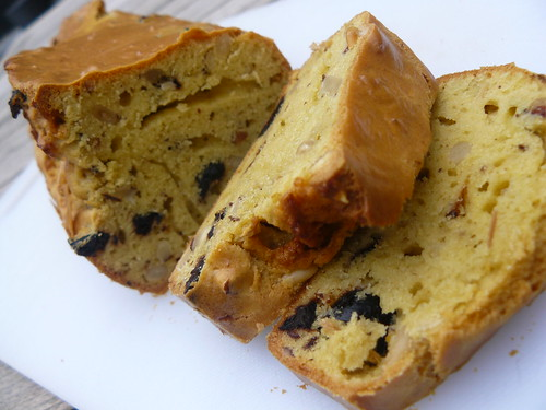 Cake Aux Olives Et Tomates Seches