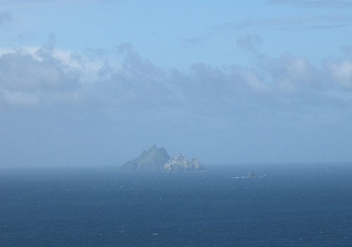 Skellig Michael | by Tralalee