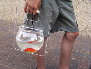 Portable Fishbowl | by michal shabtiali