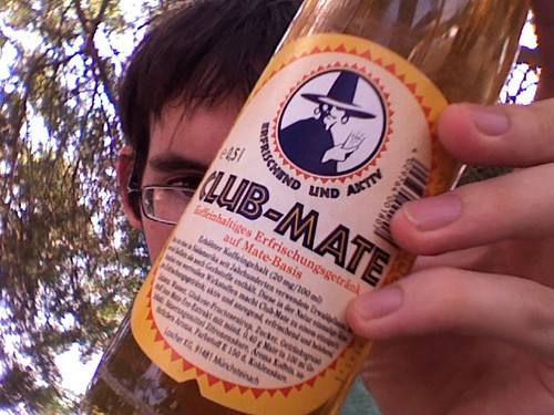 Club-Mate | by RobotSkirts