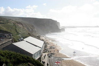 Watergate Bay | by Sam Breach