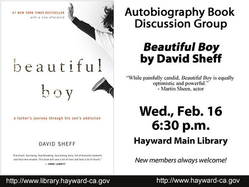 beautiful boy by david sheff Our reading guide for beautiful boy by david sheff includes a book club discussion guide, book review, plot summary-synopsis and author bio.