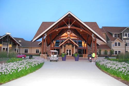 Honey Creek Resort Rathbun Lake Iowa Marion Vermazen