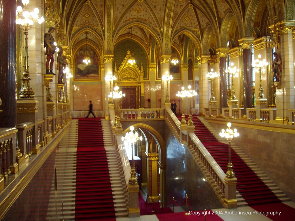 ... Budapest   Inside The House Of Parliament | By Amberinsea Photography