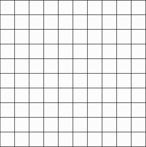 image regarding Printable 100s Chart identified as 100 blank chart -