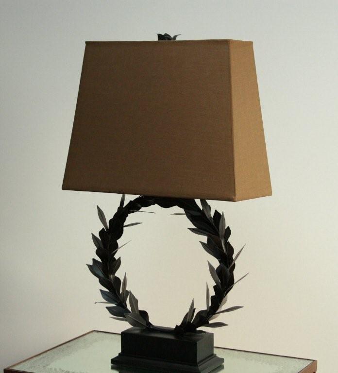 Tl137 Laurel Wreath Table Lamp Drey Flickr