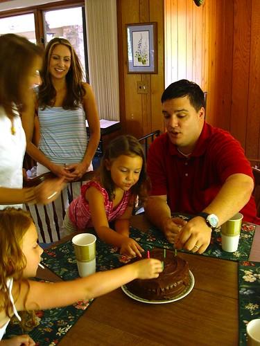 Family Reunion Cake Decorations