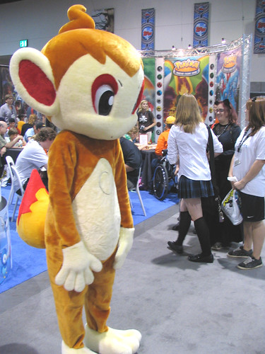 how to get chimchar tppc
