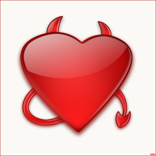 Evil Heart icon for Vize | Ico...