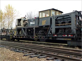 Continuous Welded Rail Work Train   arrowlakelass   Flickr