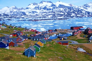 ThE VillagE OF TasiilaQ GreenlanD | by AntoniO BovinO