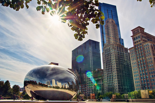 an afternoon in millenium park | by james_clear