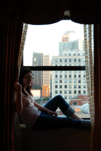 Maire in the Hilton Hotel, Chicago | by Waltzer