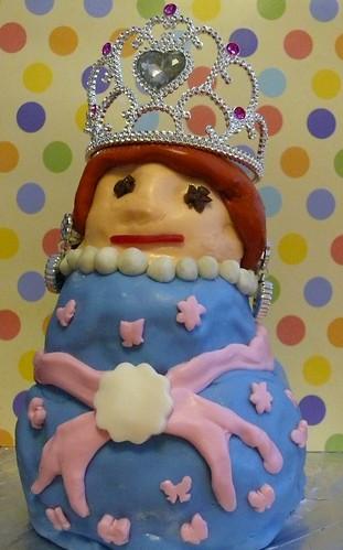 Birthday Cake John Lewis : Leesa s Princess Birthday Cake Here s the cake I made ...