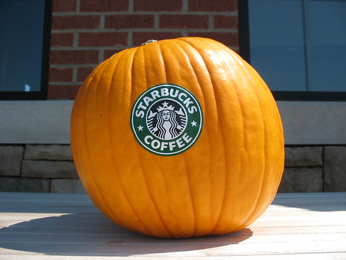 Starbucks Pumpkin? | by Chris Breeze