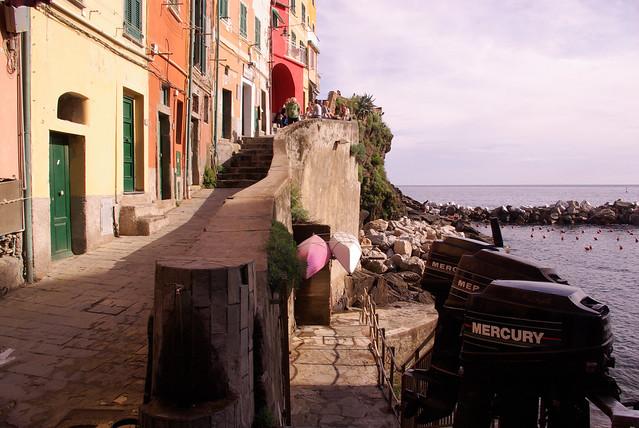 Cinque Terre, Italy - June '08