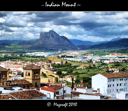 Indian Mount (Antequera-Malaga-Spain) | by Magosoft Fotografo