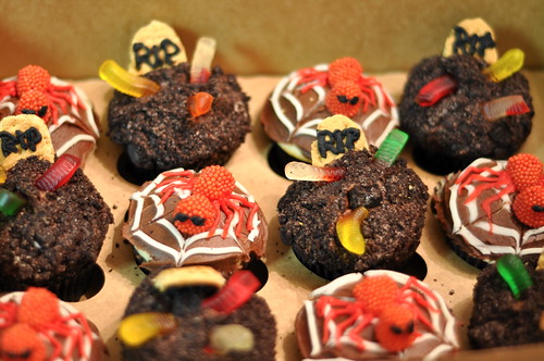 Tricked Out Cupcakes Kimberly Vardeman Flickr