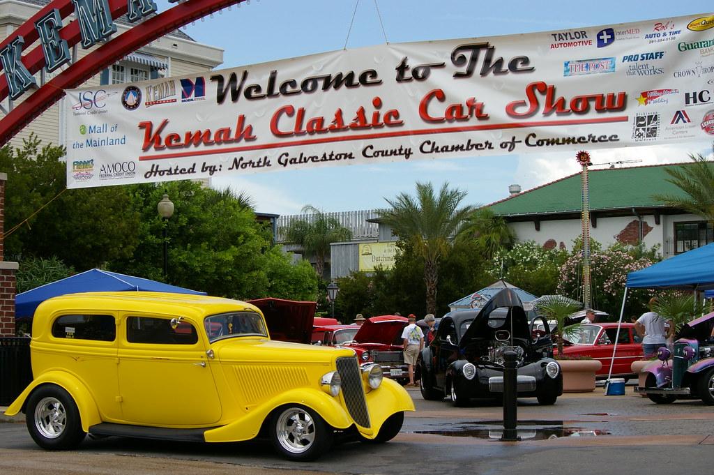 Kemah Classic Car Show Rolnslo Flickr - Kemah car show