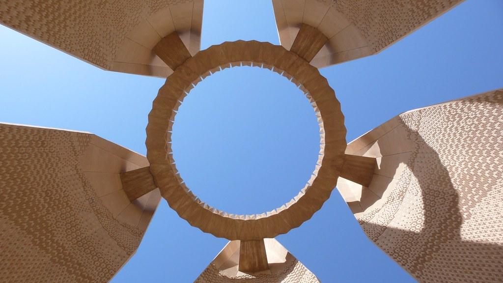 蘇埃紀念碑(Soviet-Egyptian Memorial), on Flickr