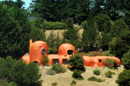 The Flintstone House Hillsborough California En