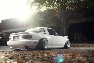 Slammed Miata | by andy.carter