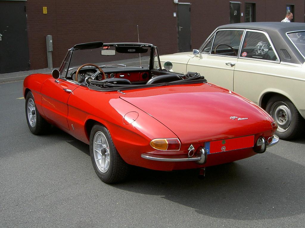 ... Alfa Romeo Spider 1750 (Duetto) | by alvial111