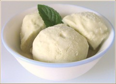 Green Tea Ice Cream | by Nook & Pantry