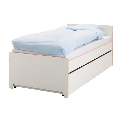 IKEA single sized Robin bed frame with underbed +IKEA SULT ...
