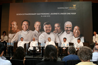 Five larger-than-life celebrity chefs held court before 300 international media | by Camemberu