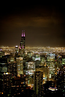 Chicago Night | by Monika Thorpe