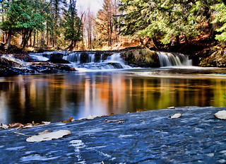 Upper Falls River | by SPP - Photography