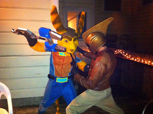 ratchet and clank halloween costume 3 ratchet and clank vs flickr