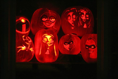Pumpkins 2005 | by dindrigo