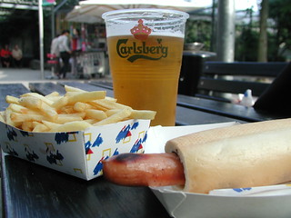 Hot Dog Frites  Ef Bf Bd Anjou