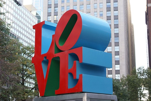 The Infamous Love Park Sculpture | by Road Trip 2.0
