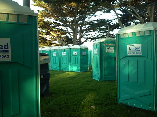 portapotties | by sfbanane