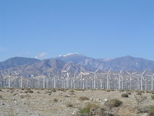 Palm Springs Wind Farm | by dave_mcmt